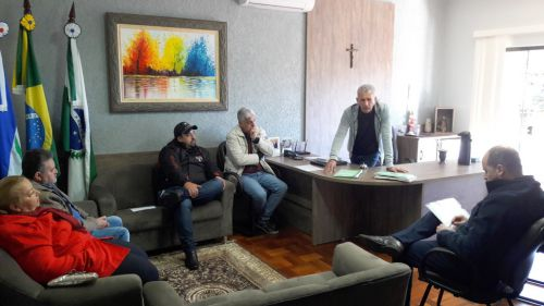 Executivo e Legislativo buscando soluções para Regularização Fundiária em Campina da Lagoa