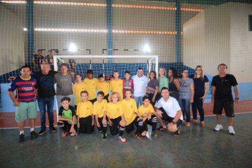 Departamento de Esporte de Campina da Lagoa inicia trabalhos para os jogos escolares 2017