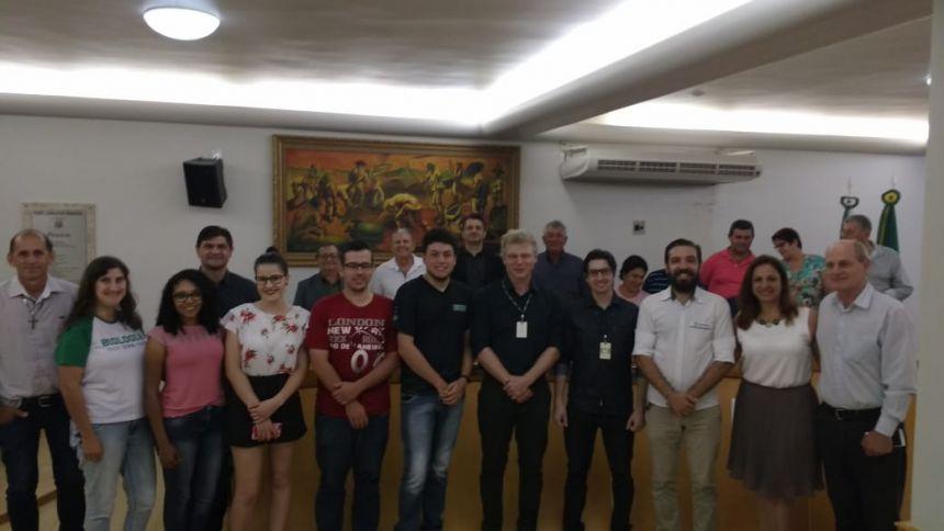 Alunos do IFPR  representam o Paraná  com brilhantismo em eventos importantes