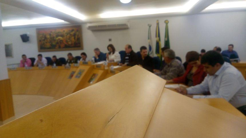 Câmara aprova contas executivo exercício 2013