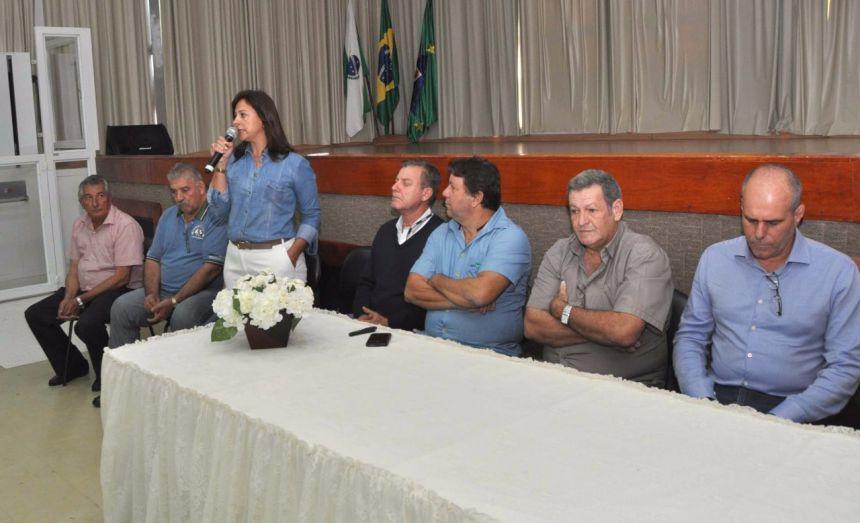 Vereadora Vera Nascimento participa de eventos na semana