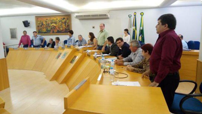 Vereadores rejeitam  redução de cadeiras na Câmara Municipal