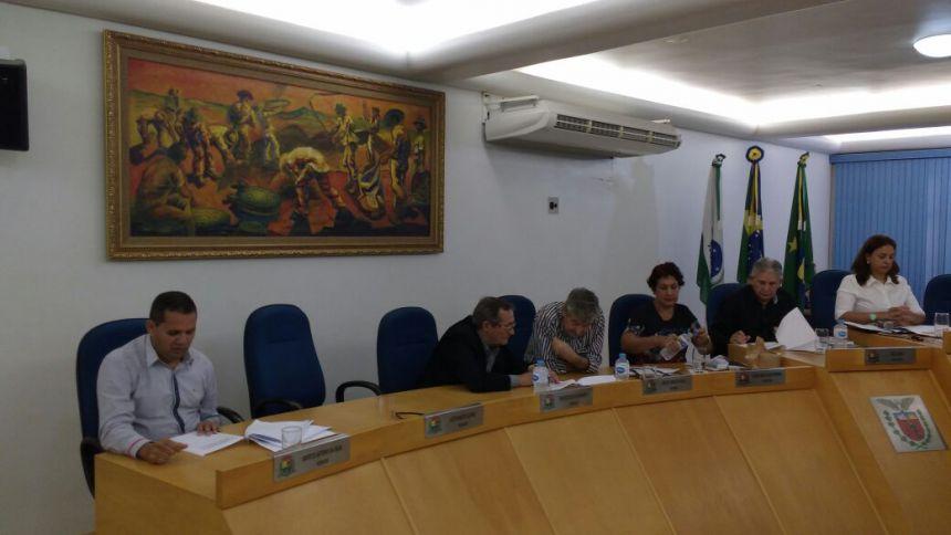 Informe Sessão ordinária do dia 29 de maio de 2017