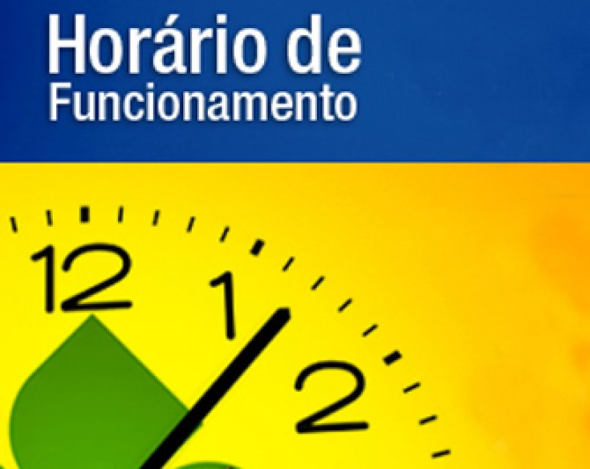 AVISO DE RECESSO FUNCIONAL