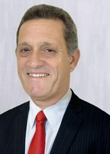 GERALDO GUMERCINDO DA SILVA - 1º SECRETÁRIO