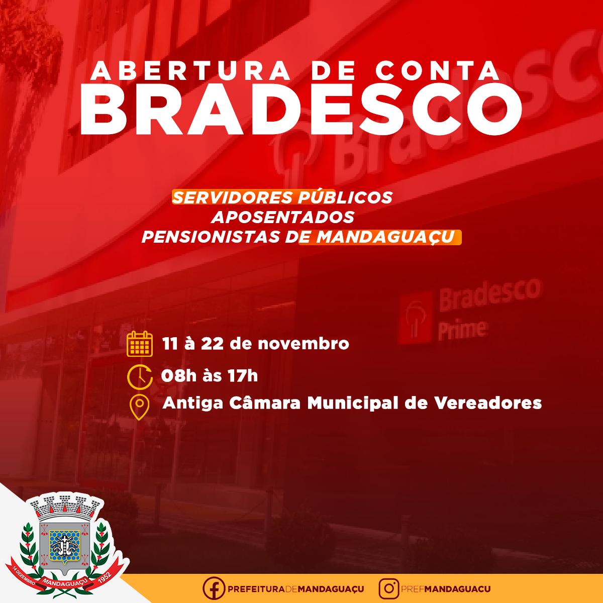 Atenção servidores públicos, aposentados e pensionistas de Mandaguaçu!