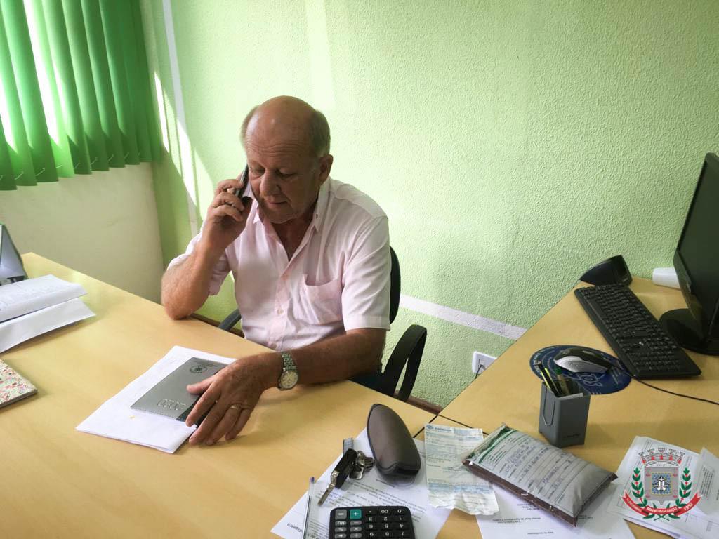 Agricultura revitaliza 241 km de estrada em Mandaguaçu