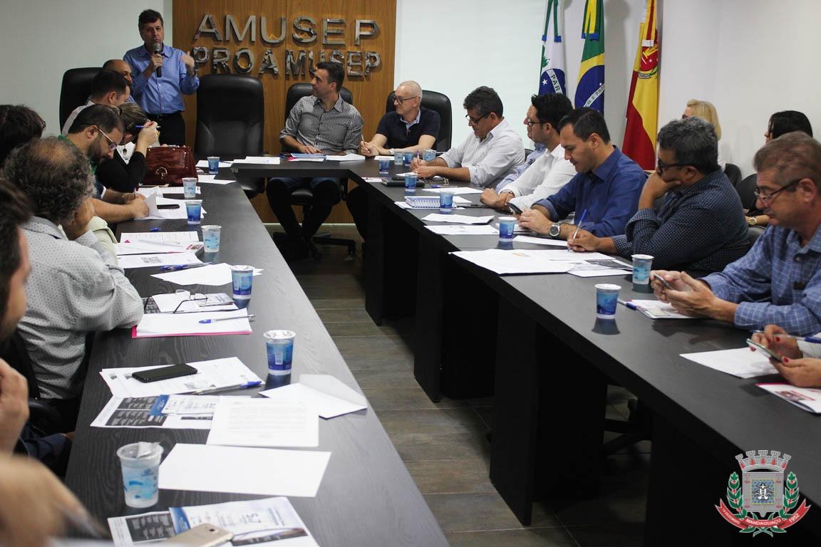 Sistema de Georreferenciamento de Mandaguaçu é destaque na AMUSEP
