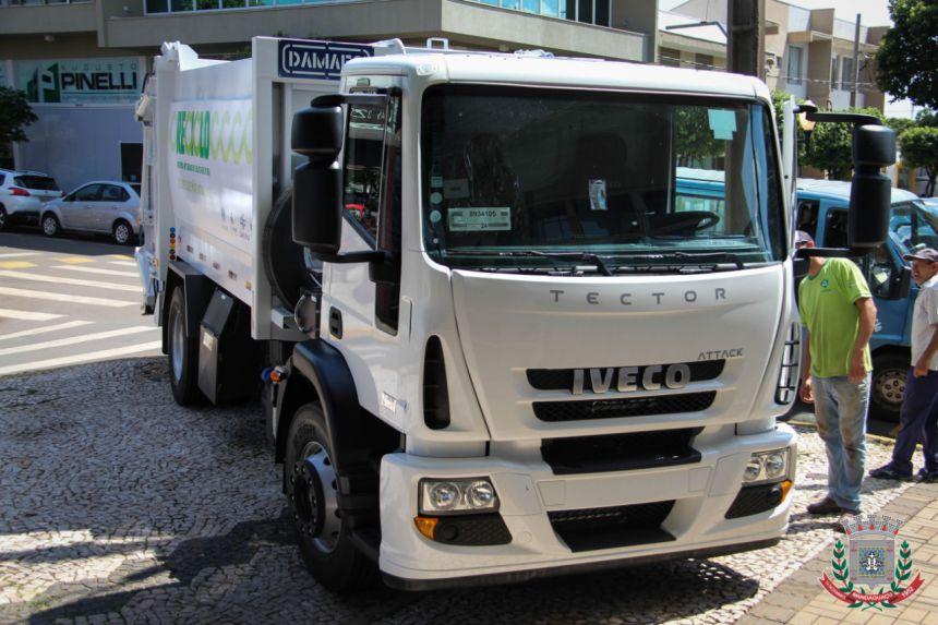 Novos equipamentos e veículo para COREMAN