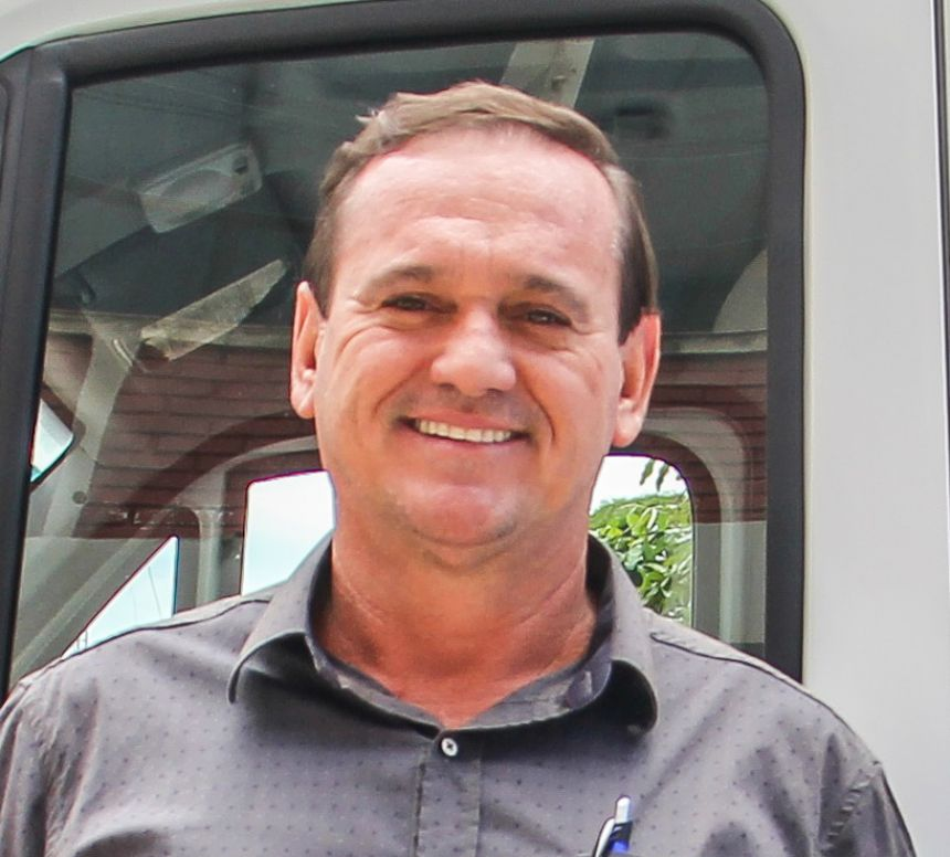 Vice-prefeito Gilmar Cadamuro