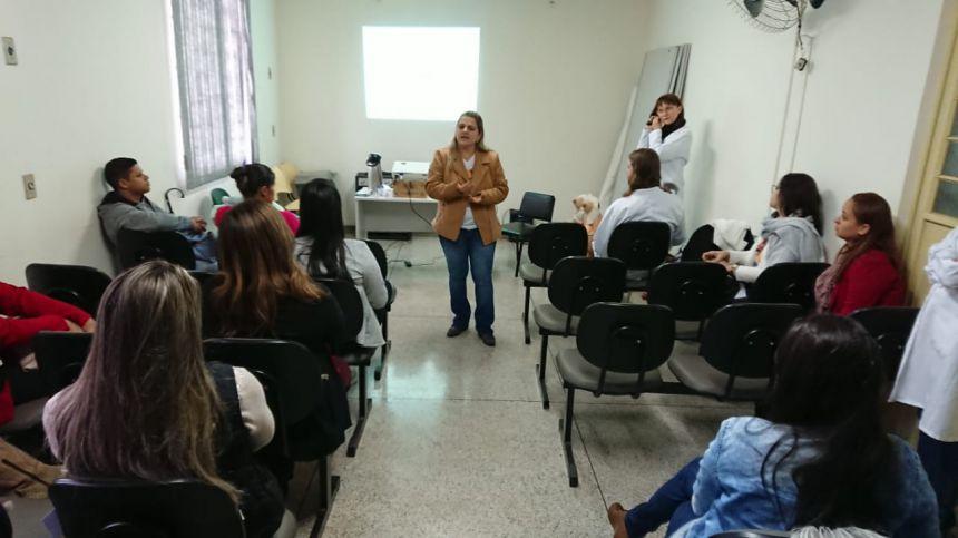 Mandaguaçu inaugura Cantinho da Amamentação