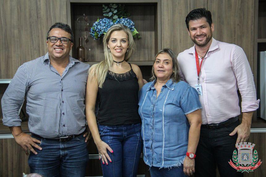 Mandaguaçu no projeto Televisando