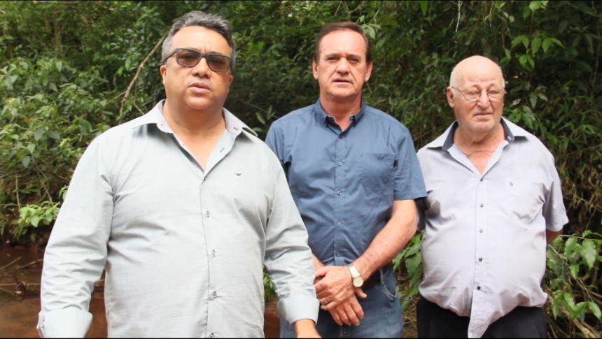 Combate aos borrachudos no município de Mandaguaçu