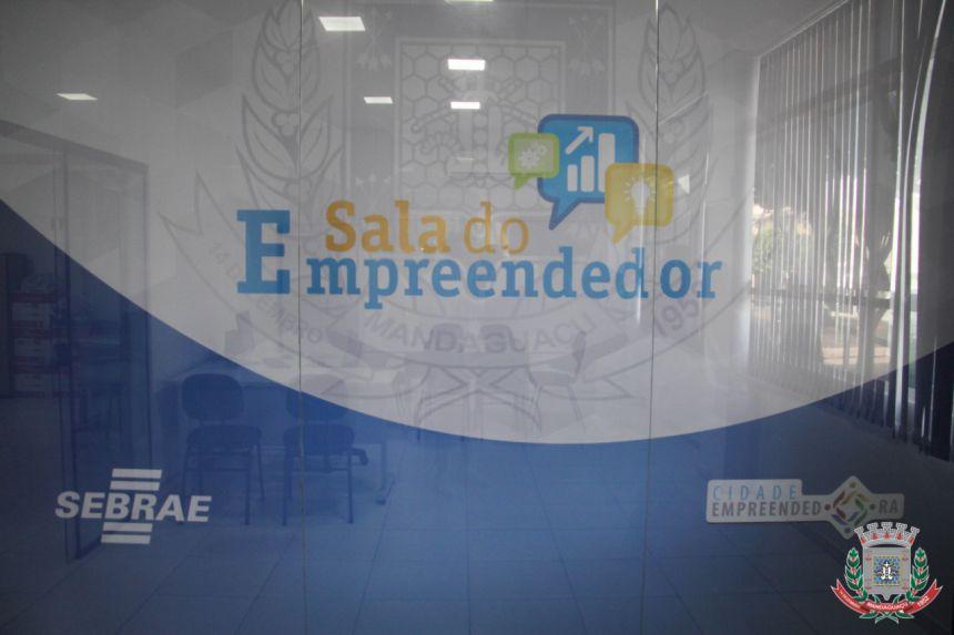 Mandaguaçu inaugura Sala do Microempreendedor