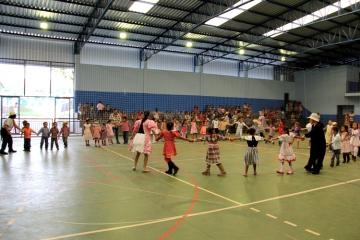 Festa Junina da Escola Municipal Barão do Rio Branco