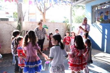 Festa Junina do C.M.A.P.C Durvalino Mattos Medrado