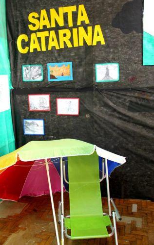 Feira Cultural da Escola Municipal Miguel de Souza