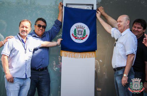 Reinauguração da Agência do Trabalhador de Mandaguaçu/SINE