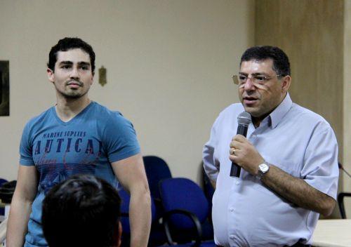 Entrega de Certificados - Telecentro/Espaço Cidadão de Mandaguaçu