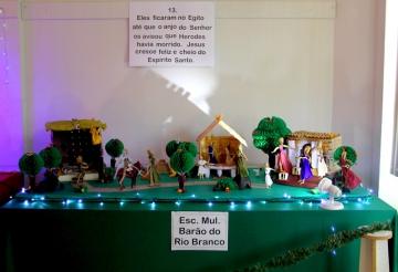 Exposição de Presépios das Escolas e Centros de Educação da Rede Municipal