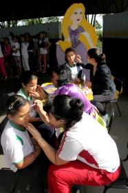 Comemoração do Dia das Crianças para os alunos da rede municipal