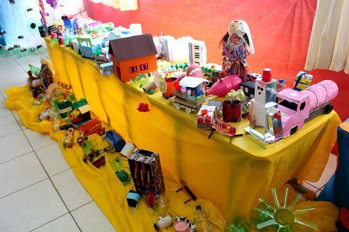 Feira Cultural do C.M.E.I. Natalina Bernardes Bacchi