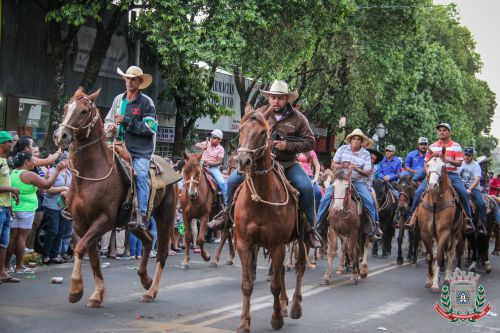 Desfile de 07 de Setembro