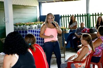 Departamento de Assistência Social realiza comemoração do Dia da Mulher