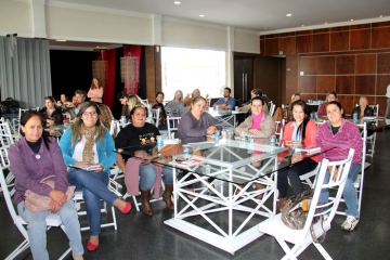 Departamento de Assistência Social realiza evento e debate sobre a violência contra a criança e adolescente