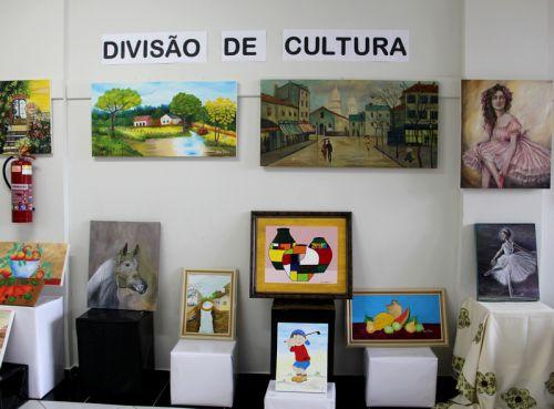 Mostra de Arte 2015 - Departamento de Educação e Cultura