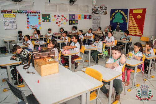 Mais de 2 mil alunos voltam às aulas em Mandaguaçu