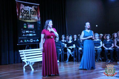 Ópera Cosi fan Tutte