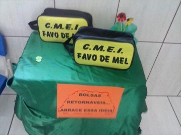 Feira Cultural do C.M.E.I Favo de Mel