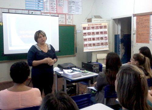"""Departamento de Educação e Cultura promove o Curso """"Métodos das Boquinhas"""""""