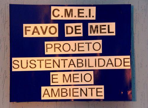 Dia Cultural do CMEI Favo de Mel