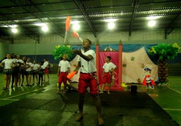 Noite Cultural do C.M.E.I Santa Terezinha