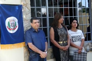 Inauguração do Centro de Atenção Psicossocial (CAPS I) em Mandaguaçu