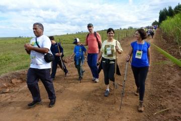 Caminhada Internacional na Natureza 2015