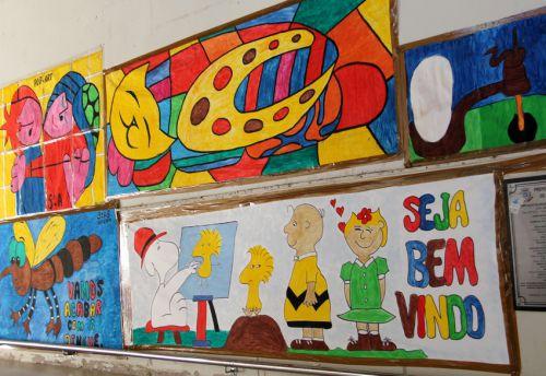 Feira de Ciências da Escola Municipal Manoela R. Mazzei da Silva