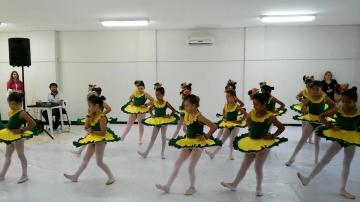 Ato Cívico em Mandaguaçu
