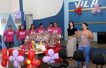 Comemoração do Dia Internacional da Mulher na Vila Guadiana