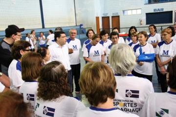 Departamento de Esportes realiza comemoração do Dia das Mães