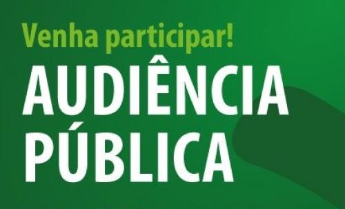 Audiência pública para avaliação e demonstração das metas fiscais do 3º quadrimestre de 2015
