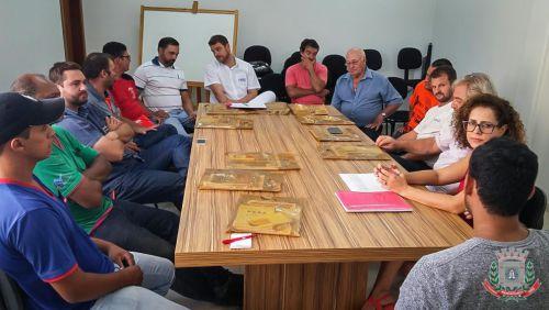 Sinegás realiza reunião em Mandaguaçu para exterminar revendas clandestinas na cidade