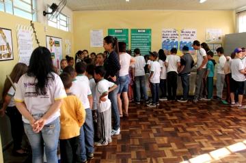 Feira Cultural da Escola Municipal Barão do Rio Branco