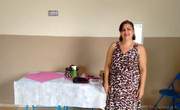 Dia Internacional da Mulher - Tarde da Saúde e Beleza no salão comunitário do IBC
