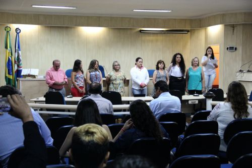 Cerimônia de Posse do Conselho Tutelar de Mandaguaçu