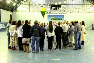 Departamento de Esportes realiza Festa