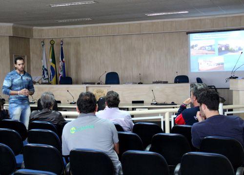 Reunião do Conselho de Meio Ambiente