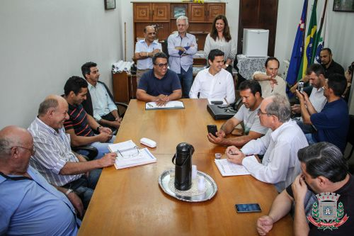 Mandaguaçu recebe emenda de deputado federal